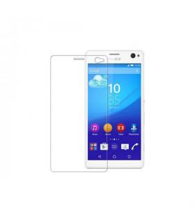 محافظ صفحه نمایش شیشه ایی سونی مدل Sony Xperia C4