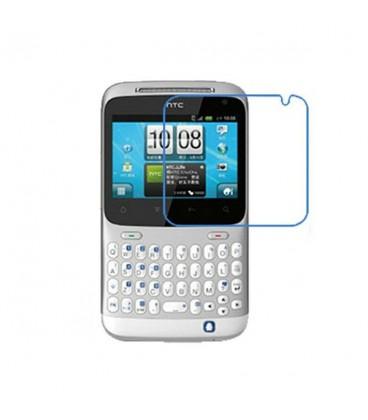 محافظ صفحه نمایش شیشه ایی اچ تی سی مدل HTC ChaCha