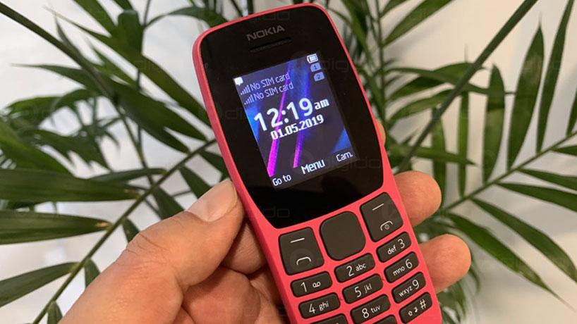 (Nokia 110(2019-گوشی موبایل نوکیا ۱۱۰