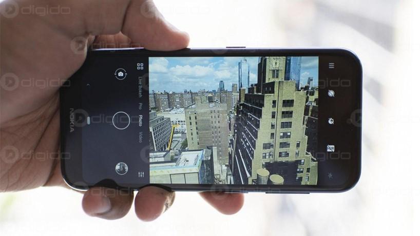دوربین نوکیا 4.2
