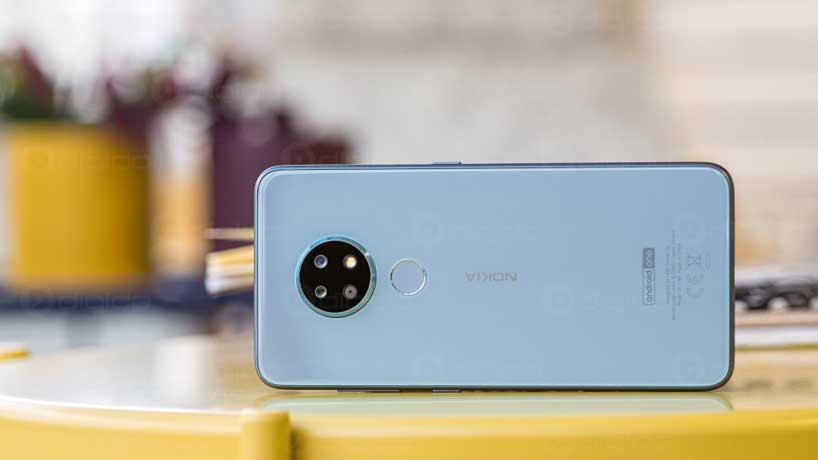 دوربین نوکیا 6.2