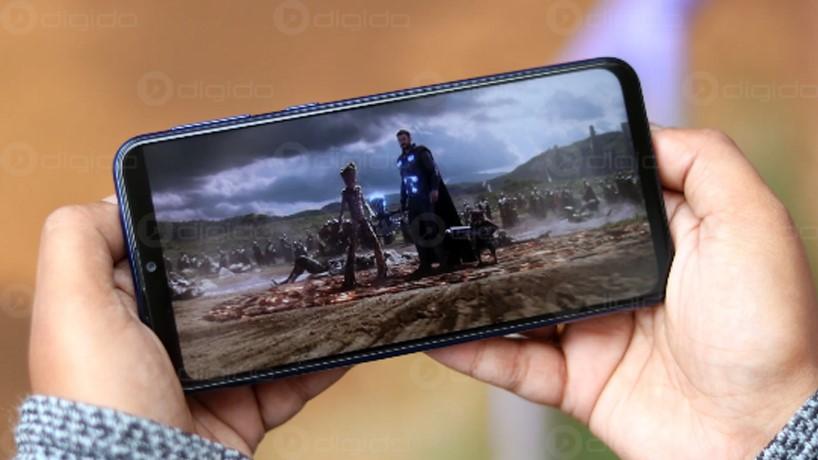 بازی با گوشی M21