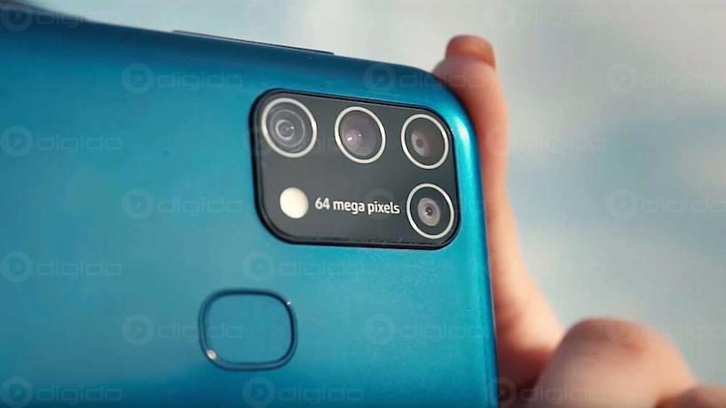 دوربین گوشی M31