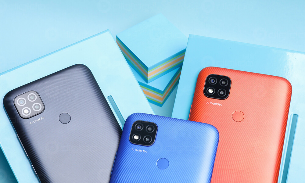 گوشی موبایل شیائومی مدل Redmi 9C دو سیم کارت ظرفیت 64/3 گیگابایت