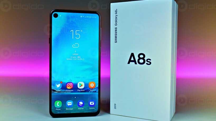گوشی a8s