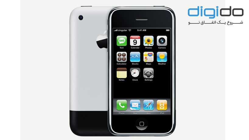 اولین گوشی اپل