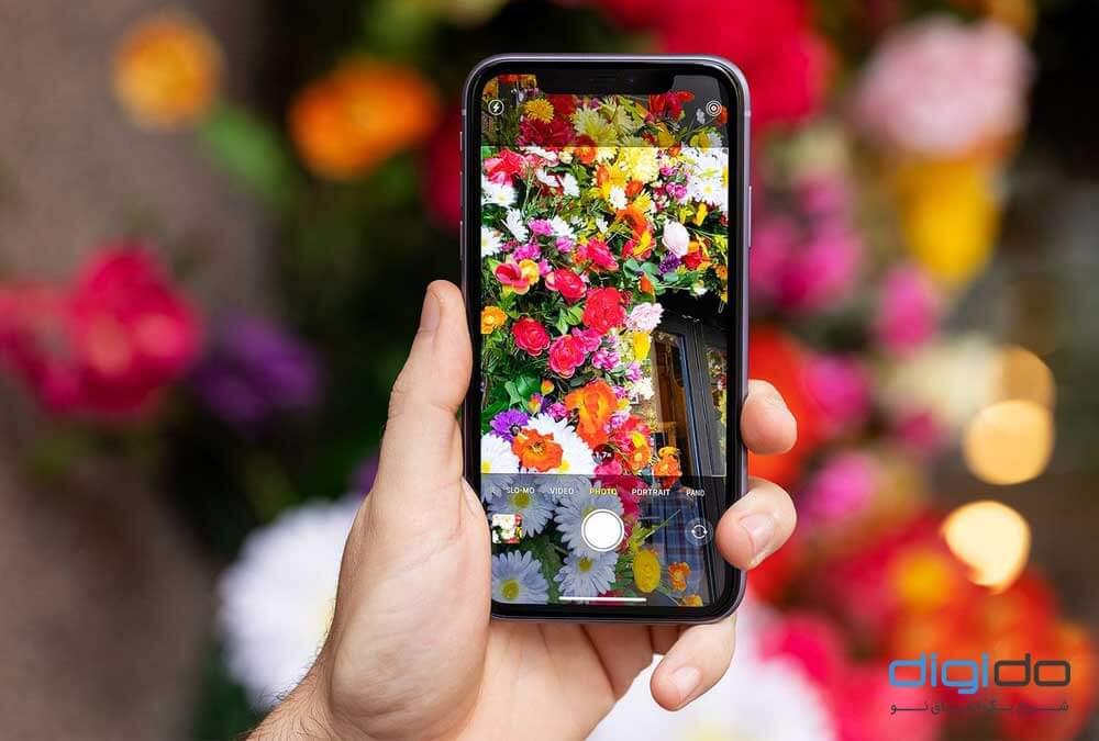 دوربین ایفون 11 پرو مکس