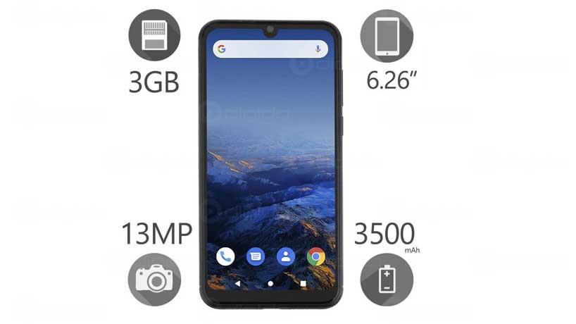 مشخصات گوشی Q10