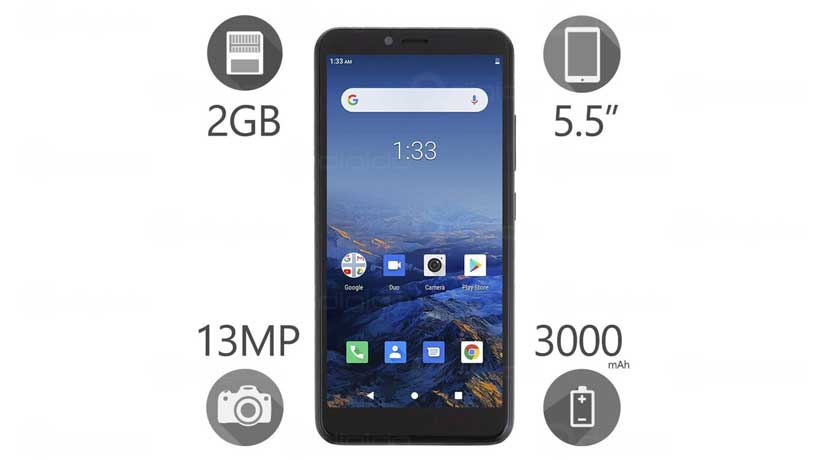 مشخصات گوشی T10