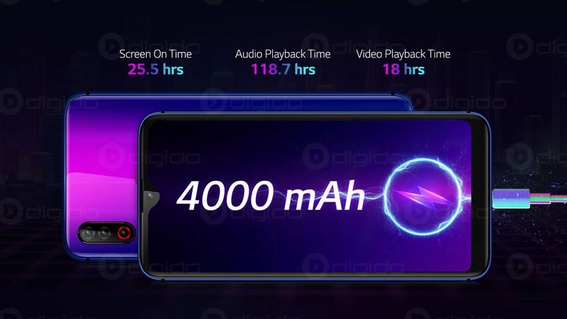 باتری گوشی w30